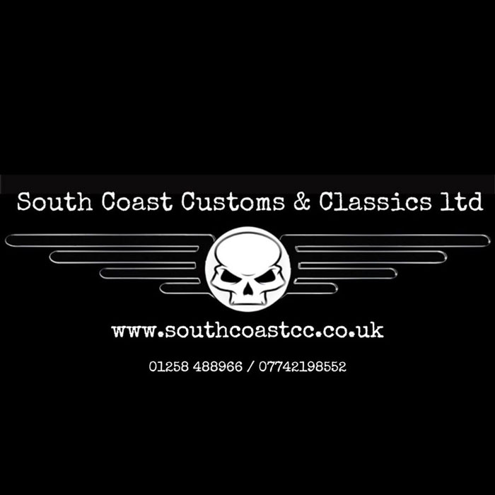 Sponsored by South Coast Customs & Classics, Blandford