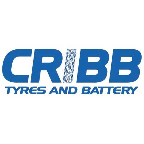 Sponsored by Cribb Tyres and Battery, Holton Heath